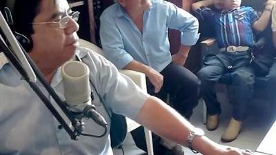 Yuum Cháak castiga a radio XEPET, la voz de los mayas