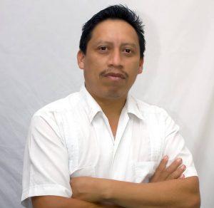 Bernardo Caamal Itzá alias Arux Duende