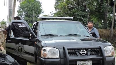 Arbitrariedades de la policía de Peto