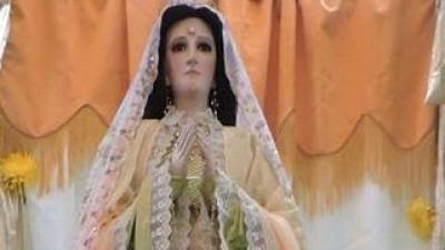 La Virgen guerrera de Peto