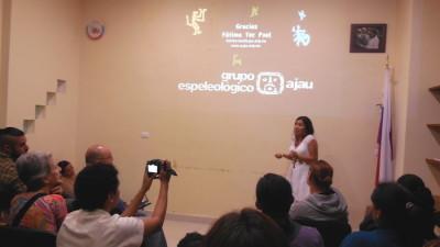 """Informaciones sobre las cuevas mayas """"congeladas"""" por la falta de dinero"""