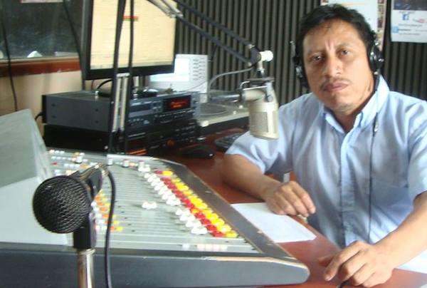 Bernardo Caamal Itzá, comunicador maya, colaborador en XEPET