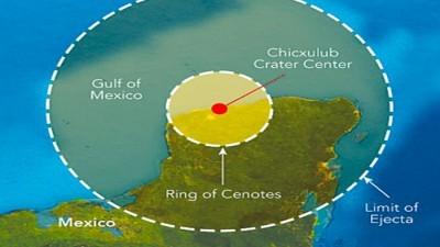 """Yucatán ofrece $76 millones para construir """"un tercer"""" museo del Cráter de Chicxulub"""