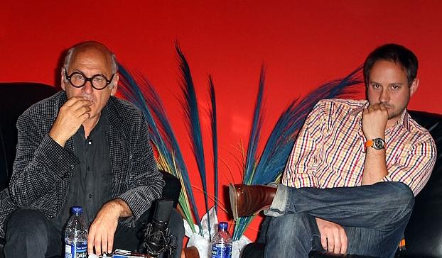 Michael Nyman y Max Pugh