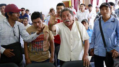 La OEA evaluará los ataques a los derechos humanos en tierras mayas de Yucatán