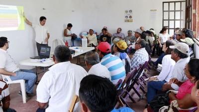 Crece la presión del gobierno federal en la consulta a pueblos mayas de Campeche