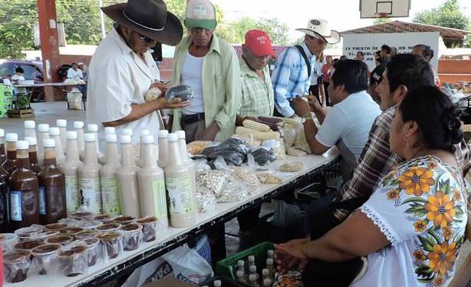 Feria de las semillas, en la 14a. edición que culminó a mediados de mayo pasado