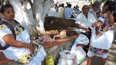 Las ferias de las semillas perpetúan saberes mayas