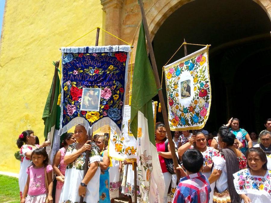 Gremio de Agricultores, este domingo al medio día en Oxkutzcab