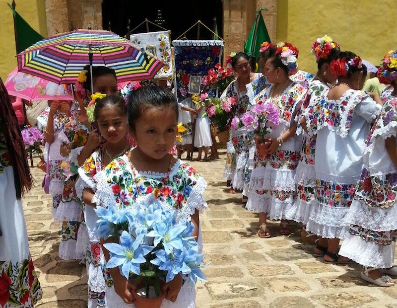 Muchas niñas formaron parte del gremio