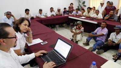Presencia de menonitas divide la consulta indígena en Hopelchén