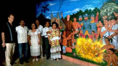 Edita Sedeculta una trilogía de la resistencia de los mayas en la Colonia