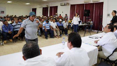 Denuncia penal contra la siembra de soya transgénica en Campeche