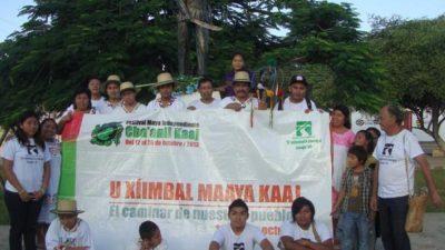 Inflaman la memoria maya con 20 días de activismo digital con #MaayaWinal