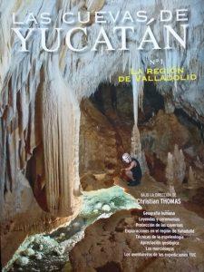 Portada de libro editado por el geólogo francés Christian Thomas en 2011