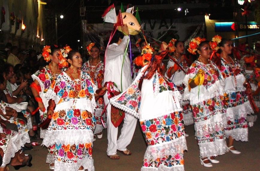 Honduras mujer de noche - 1 part 9