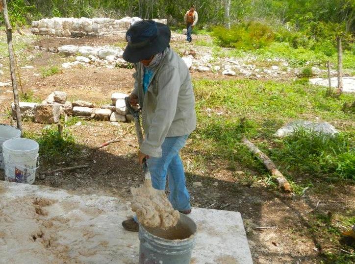El trabajo arqueológico en Yucatán ofrece una gran experiencia