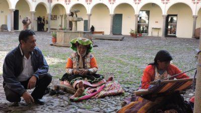 """""""Gigante dormido"""", la nación quechua estrena noticiario en su idioma en Perú"""