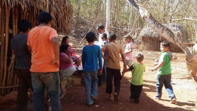 """Niños mayas recorrerán zonas arqueológicas en busca de la """"huella cultural"""""""