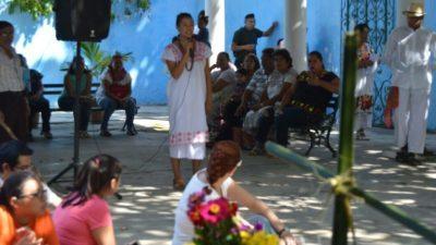 """Inédita """"semana cultural"""" en la Academia Maya """"Itzamná"""" por la lengua materna"""
