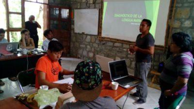 Nahuas, vascos y mayas de Radio Yúuyum analizan acciones para fortalecer sus idiomas