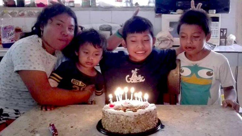 Joven madre y sus tres hijos llevan dos semanas desaparecidos en Yucatán