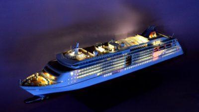 Progreso recibe extraordinario regalo de Navidad: seis cruceros en una semana