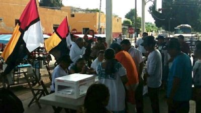 """El llamado """"capitalismo verde"""" dibuja en Yucatán la nueva """"geografía del despojo"""""""
