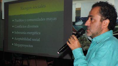 Empresas energéticas repiten en tierras mayas los mismos atropellos que en Oaxaca