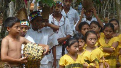 """Denuncian a Fundación Melipona Maya de """"saquear"""" al pueblo maya de su Xunáan Kaab"""