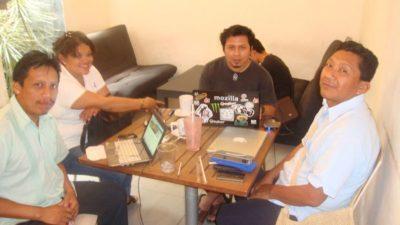 En solidaridad con Bernardo Caamal Itzá, colega y amigo