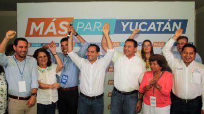 Encuesta de salida coloca a Vila como ganador en Yucatán