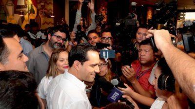 Conteo Rápido del INE da ventaja a Mauricio Vila en Yucatán