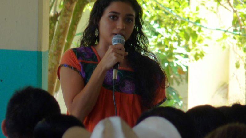Denuncian los artilugios de empresas y gobierno para despojar a los pueblos mayas