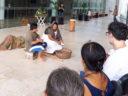 """""""El maíz no es malo; el hombre lo es porque lo contamina"""": Teatro maya Chan Dzunu'un"""