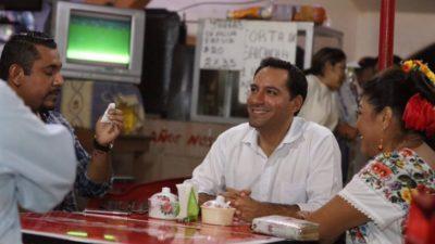 Inédito: el gobernador de Yucatán dormirá en municipios para conocer de cerca a la gente