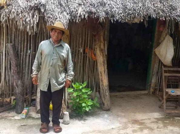 """Abuelo maya ve en la pandemia el cumplimiento de una """"profecía"""""""