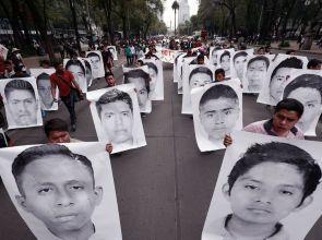 Elegía por los normalistas de Ayotzinapa