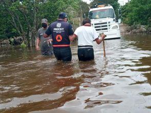 """""""Saldo blanco"""" en Yucatán en histórica temporada de ciclones 2020"""