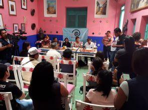 Mayas de Yucatán: O nos atiende o nos da el tiro de gracia el gobernador