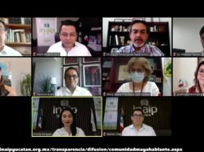 Presentan en Yucatán la versión maya de la ley de transparencia