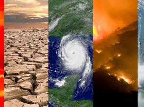 Mayo de 2019, uno de lo cuatro más calientes en el mundo en 140 años, según la NOAA