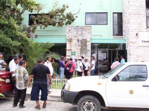 Una ONG de derechos humanos acredita a empresa que afrenta a los mayas